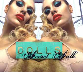 DOLLS SECRET SULK NEW COVER ART