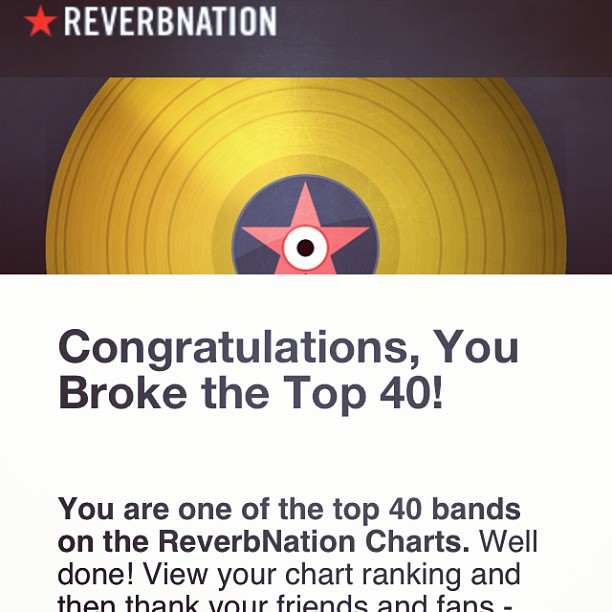 DOLLS MUSIC REVERBNATION TOP 40 LONDON UK POP CHART
