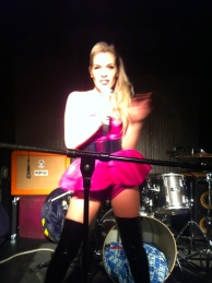 DOLLS Live Performance at The Comedy Pub Leicester Square Music Band UK Synthpop