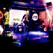 DOLLS - Live - 229 The Venue - October 5th 2013 KissKiss