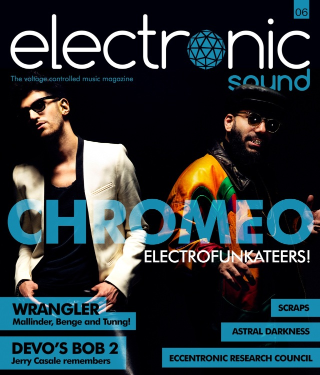 DOLLS In Electronic Sound Magazine Issue #6