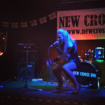 DOLLS Live @ New Cross Inn - Photo: Keeley Rickwood