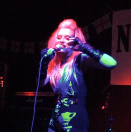 DOLLS Live @ New Cross Inn - Photo: Keeley Rickwood