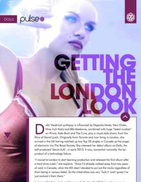 DOLLS - Electronic Music Magazine - Issue 7 - DOWNLOAD