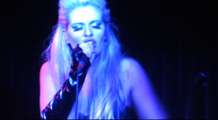 DOLLS Live at the Underbelly of Hoxton Aug 11 2014