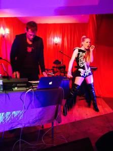 """DOLLS + Fauxplay First Gig Islington """"Just Stop"""" 6"""