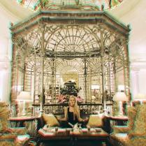 DOLLS at the Savoy Hotel London