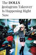 DOLLS Takeover After Nyne Magazine London UK